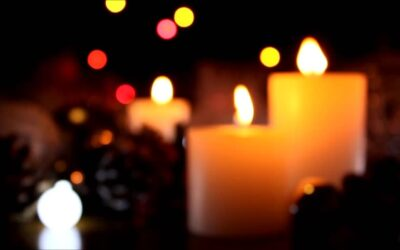 انرژی موجود در شمع