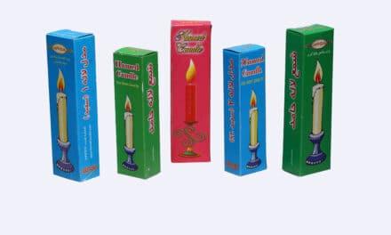 شمع های نوستالژیک
