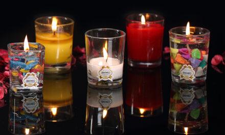 شمع شات شمع لیوانی